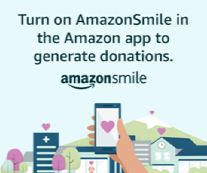 Amazon Smile Mobile app